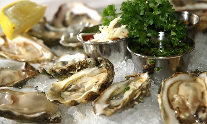 Bentley Oyster Bar & Bistro - Bentley Oyster Bar & Bistro: Oyster Fesitval From R120 at Bentley Oyster Bar and Bistro (Up to 55% Off)