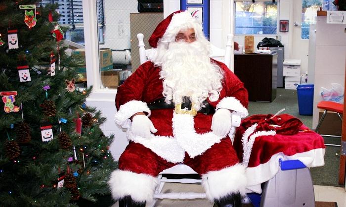 Santa Claus of South FL - Orlando: $125 for a 45-Minute Visit with Santa Claus with Santa Claus of South FL ($250 Value)