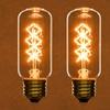 Antique-Style Filament Light Bulbs (6-Pack)