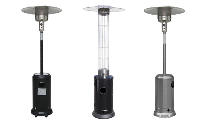 NUWORLD: Choice of Patio Heaters from R1 799 Including Delivery (Up to 40% Off)