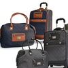 Adrienne Vittadini Spinner Quilted-Nylon Luggage Set (2-Piece)