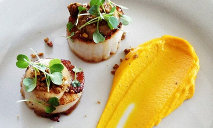Rooftop 120 - Glastonbury Center: $17 for $35 Worth of Progressive American Cuisine for Parties of Two or More at Rooftop120