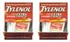 Tylenol Extra-Strength Fever Reducer; 50-Count Box of 2-Caplet Packets: Tylenol Extra-Strength Fever Reducer; 50-Count Box of 2-Caplet Packets