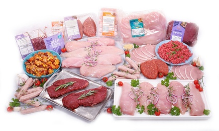 40 or 75Pieces Lean Meat Muscle Food Hamper