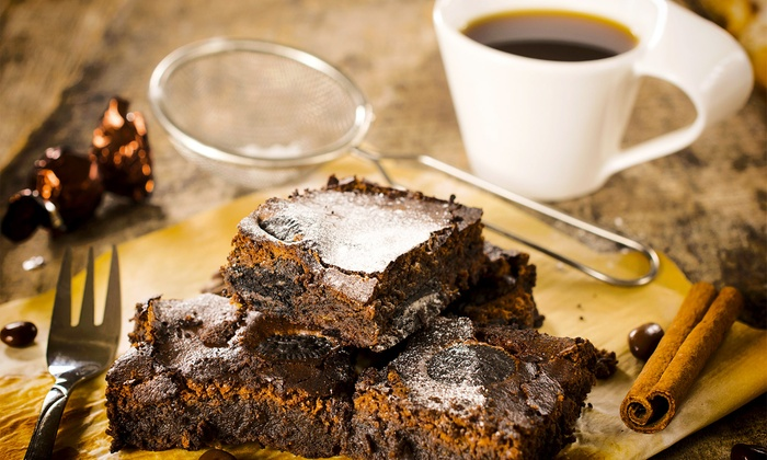 Beer & Brownies Music Lounge - Armenia Gardens Estates: $12 for Two Coffees and Brownies for Two at Beer & Brownies Music Lounge ($20 Value)
