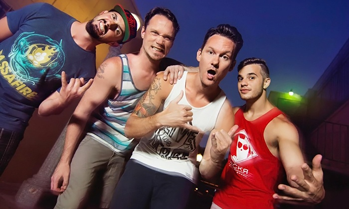 Ballyhoo! - Sports Page Live: Ballyhoo! at Sports Page Live on July 23 at 8 p.m. (Up to 39% Off)