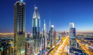 Talent travel & tourism L.L.C: Dubai City Tour for Up to Four with Talent Travel & Tourism (Up to 53% Off)