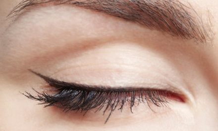 Full Set of Eyelash Extensions at The Pretty Parlor (60% Off)