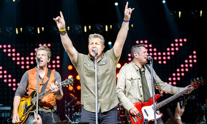Bubba's Bash 2015 - Pensacola Bay Center: Bubba's Bash 2015 with Rascal Flatts on Saturday, October 24, at 7 p.m.