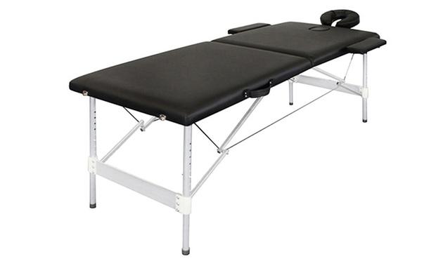 Table De Massage En Bois Ou Alu  Groupon-9966