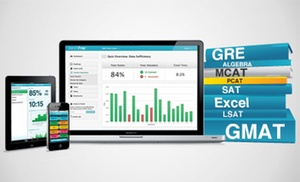 $25 For A Test-prep Course ($149.99 Value). Gre, Gmat, Sat, Lsat And More Courses Available From Benchprep