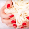 Up to 54% Off One or Two Shellac Manicures
