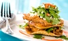 Alegria Cocina Latina - Downtown Long Beach: Latin Cuisine or Saturday Flamenco Dinner with Sangria for Two or Four at Alegria Cocina Latina (Up to 50% Off)