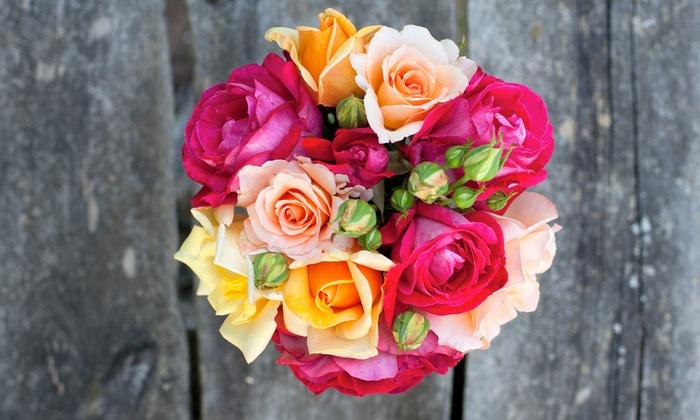 Floral Arrangement Class - Denver: Create Your Own Floral Arrangements for Valentine's Day