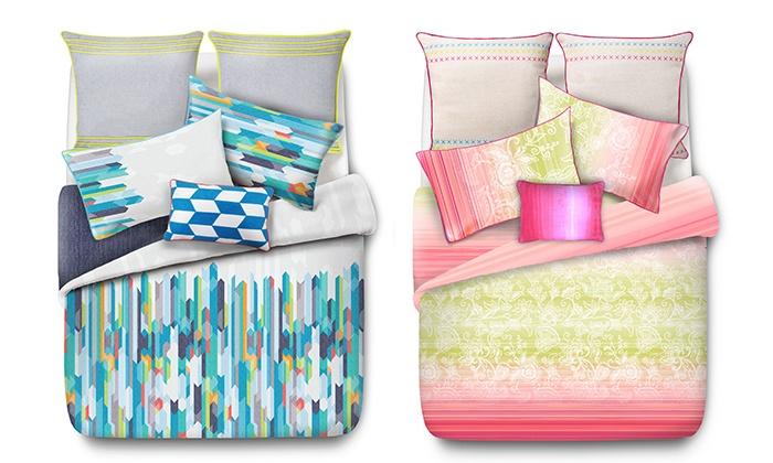 Esprit Quilt Cover Set   Groupon Goods : esprit quilt covers - Adamdwight.com