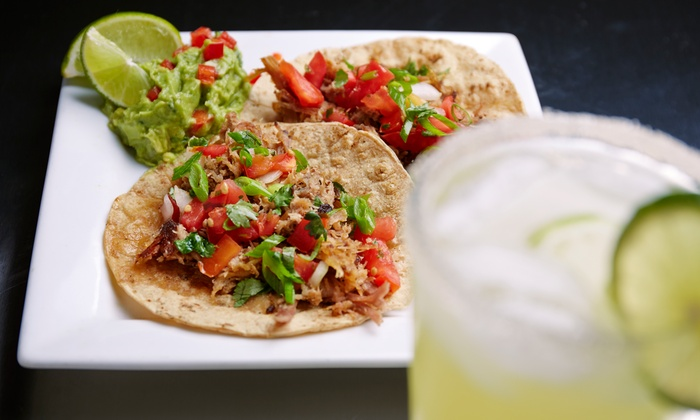 Las Margaritas - Lindridge - Martin Manor: Latin American Fusion at Las Margaritas (Up to 50% Off). Three Options Available.