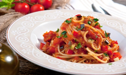 $30 for $60 Worth of Sicilian and Italian Cuisine at La Fontana Siciliana