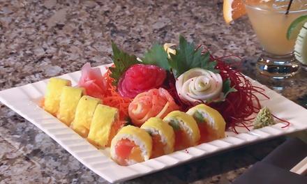 Up to 45% Off Sushi and Japanese Food at Sakana of Tokyo