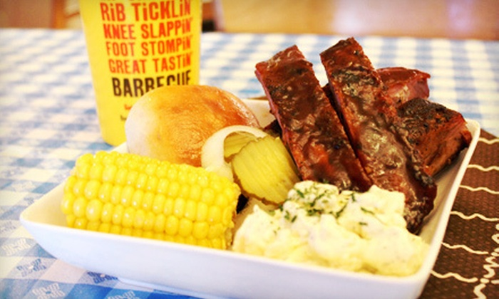 Dickey's Barbecue Pit - Superstition Springs: Barbecue at Dickey's Barbecue Pit (Half Off). Two Options Available.