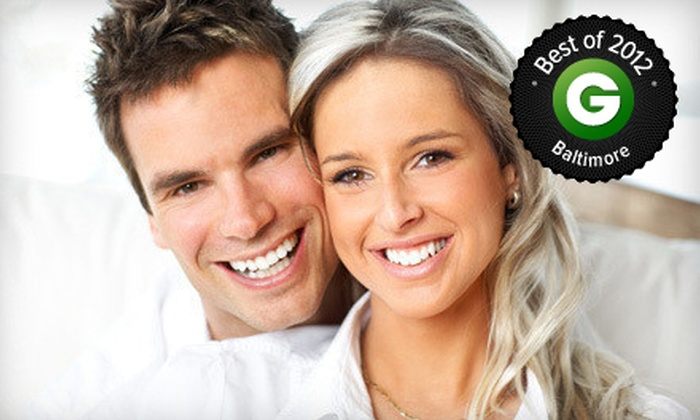 Dr. Steven W. Haywood - Lutherville - Timonium: $159 for In-Office Laser Power Teeth Whitening Treatment from Dr. Steven W. Haywood ($500 Value)