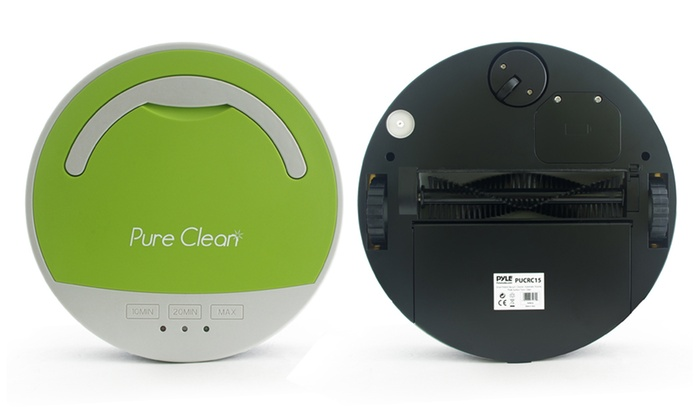 Smart Robot Vacuum Cleaner Groupon Goods