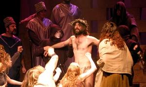 """Jesus Christ Super Star"": ""Jesus Christ Superstar"" on stage in Toronto on Thursdays–Sundays, December 3–27"