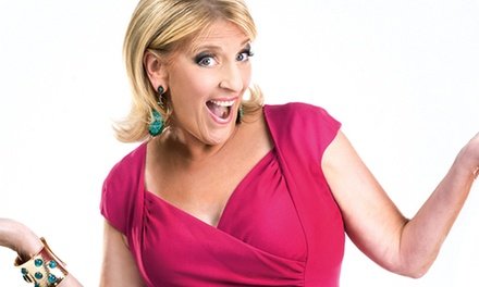 Lisa Lampanelli – Leaner Meaner Tour at Cobb Energy PAC on Saturday, May 30 (Up to 42% Off)