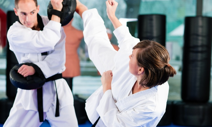 Jade Mountain Martial Arts - Katy: Martial Arts or Sweat Fitness Classes at Jade Mountain Martial Arts (Up to 76% Off). Three Options Available