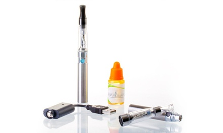 One or Three Vaporizers with Oil Kits at Vapor Smarts (Up to 71% Off)