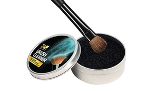 Dry Makeup-Brush Cleaner by 24K Organic