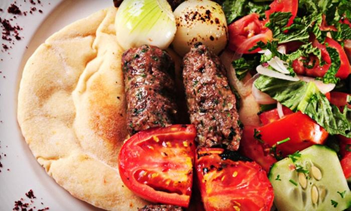 La Pita Fresh - Kentwood: Mediterranean Cuisine at La Pita Fresh (Half Off). Two Options Available.
