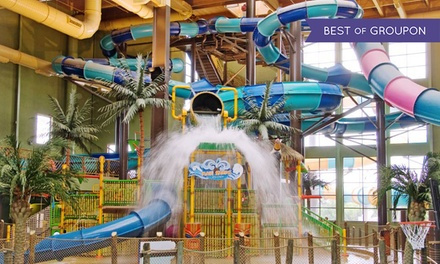 Stay with Water-Park Passes at Maui Sands Resort & Indoor Waterpark in Sandusky, OH. Dates Available into July.