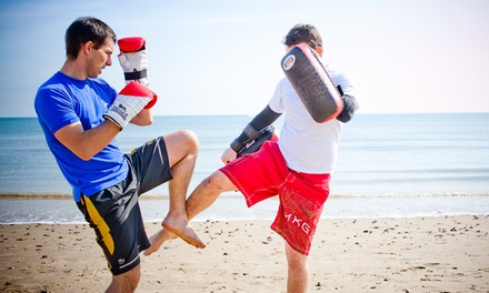 One Martial Arts Lesson or One Month Martial Arts Membership at MKG UK (Up to 51% Off)