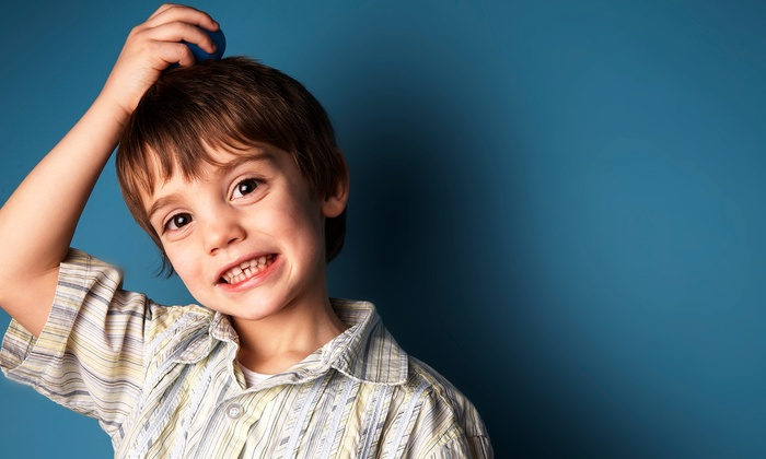 Rock'n Cuts By Nadia - Beverly Hills: Boys' or Men's Haircut Packages at Rock'n Cuts By Nadia (Up to 58% Off)