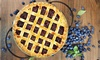 Pie-Making Class - Campbell: Learn to Make Flaky Pie Crusts with a Professional Chef