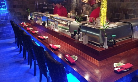 Asian Dinner Cuisine for Two or Four at Mikado (Up to 50% Off)