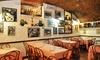 Otello Trastevere - ROMA: Pranzo o cena trasteverina di coppia con vino Frascati Superiore da Otello Trastevere (sconto fino a 73%)