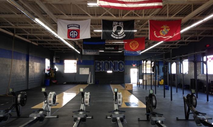Bionic Crossfit - Newington: Four Weeks of Unlimited CrossFit Classes at Bionic Crossfit (55% Off)