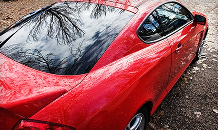 Complete Car Wash - East Meadow: Platinum or Gold Car Wash at Complete Car Wash (Up to 52% Off)