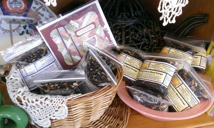 50% Off Teas and Collectibles at TeaPots n Treasures