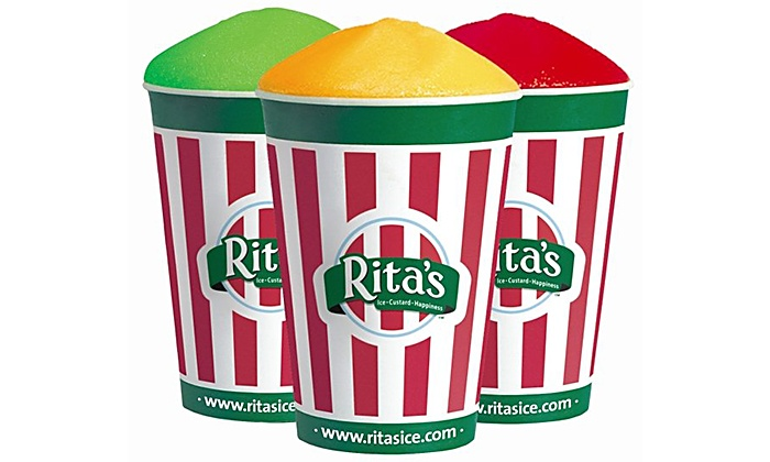 Rita's - Upper West Side: One or Three Groupons, Each Good for $10 Worth of Frozen Treats at Rita's