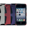 Seido Active Hybrid Ultra-Rugged Dual-Layered Case for iPhone 4/4s