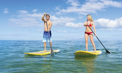 image for Watersports Rentals at Three Belles Marina (Up to 52% Off). Three Options Available.