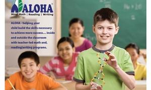 Aloha Mind Math-bloomingdale: A Tutoring Session from ALOHA Mind Math (31% Off)