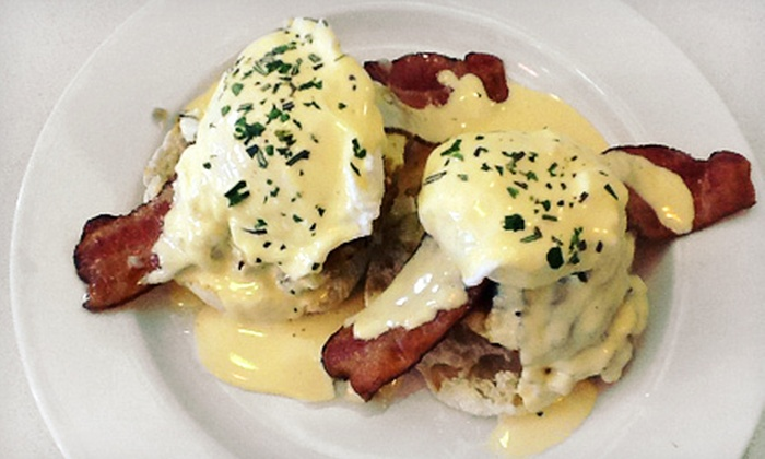 Morning Glory Farm Fresh Cafe - Lafayette: Café Food at Morning Glory Farm Fresh Cafe (Half Off). Two Options Available.
