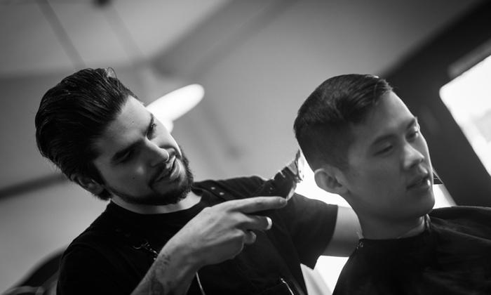 Brick & Mortar Barbershop and Grooming Supply - Buckman: Up to 52% Off Men's Haircut at Brick & Mortar Barbershop and Grooming Supply