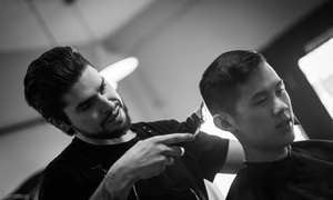 Brick & Mortar Barbershop and Grooming Supply: Up to 56% Off Men's Haircut at Brick & Mortar Barbershop and Grooming Supply