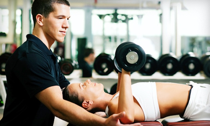 Fitness MD - Industrial Area East: One-Month Nutrition-and-Group-Training Fit Club Membership for One or Two at Fitness MD in Roseville (Up to 84% Off)