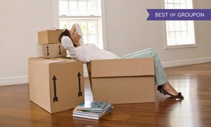 Soft Touch Moving And Storage Co.: 120 Minutes of Moving Services with Two-Man Crew from Soft Touch Moving and Storage Co. (50% Off)