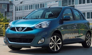 Autorent: Nissan Car Rental from AED 65 at Autorent (Up to 57% Off)